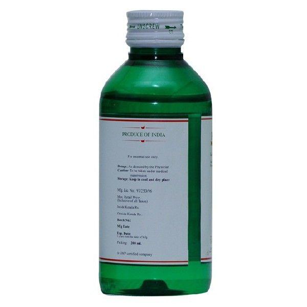 Karpooradi Thailam - 200 ml