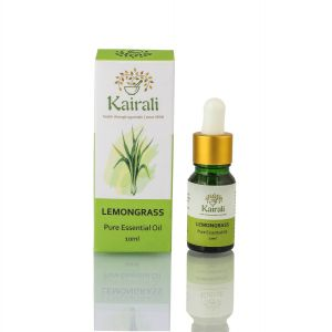 Kairali Lemon Grass Essential Oil - 10 ml