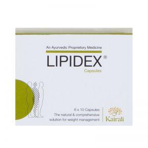 Lipidex - 60 Capsules