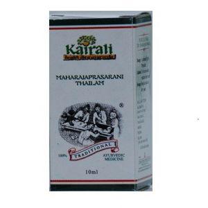 Maharajaprasarani Thailam - 10 ml