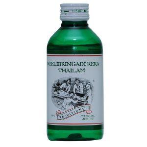 Neelibringadi Kera Thailam - 200 ml