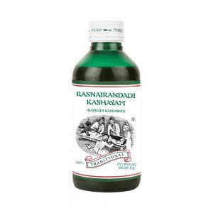 Rasnairandadi Kashayam (Cheriya Rasnadi Kashayam) - 200 ml