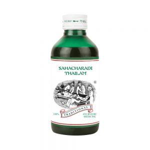 Sahacharadi Thailam (Valiya Sahacharadi Thailam) - 200 ml