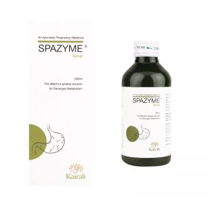 Spazyme Syrup - 200 ml