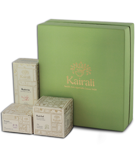 Kairali Introduces Beauty Gift Box on this Festive Season